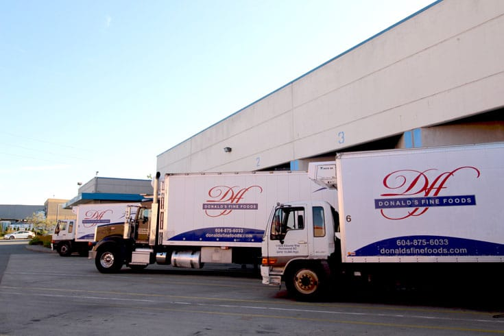Meat Processing Distribution Services